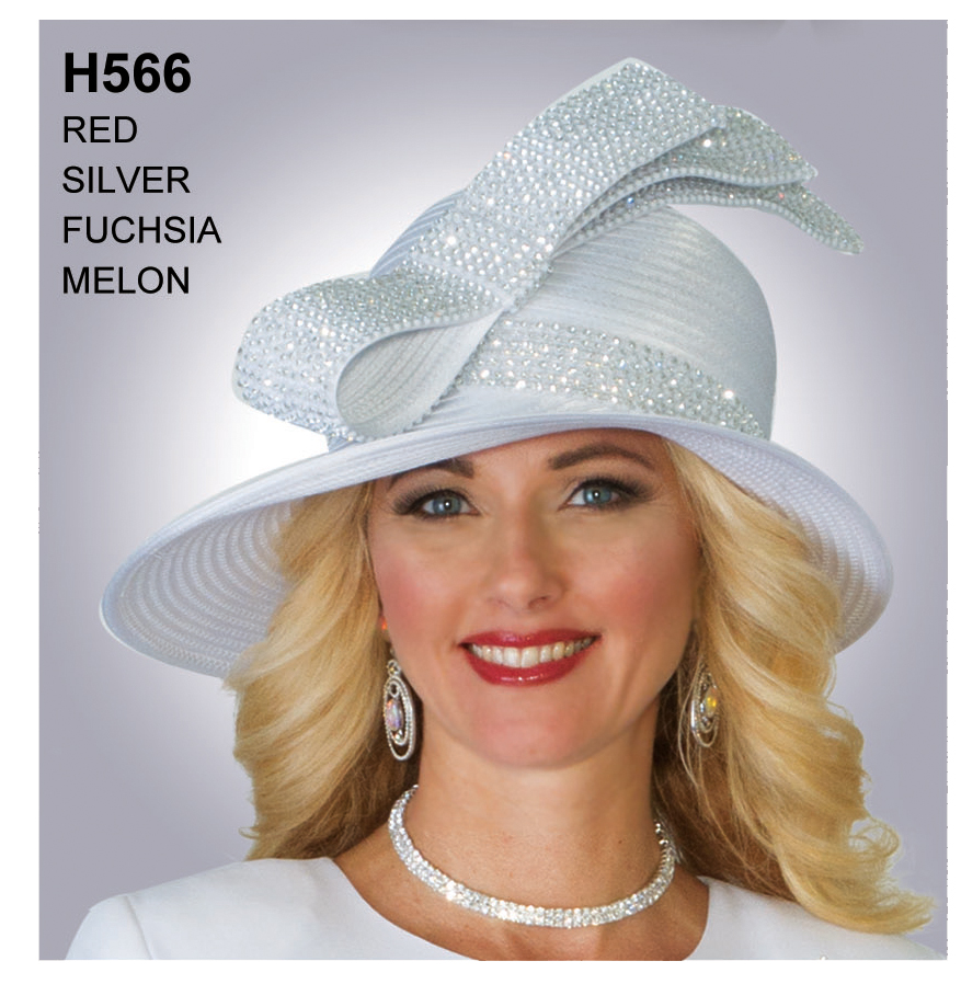 Lily And Taylor Hat H566-SI