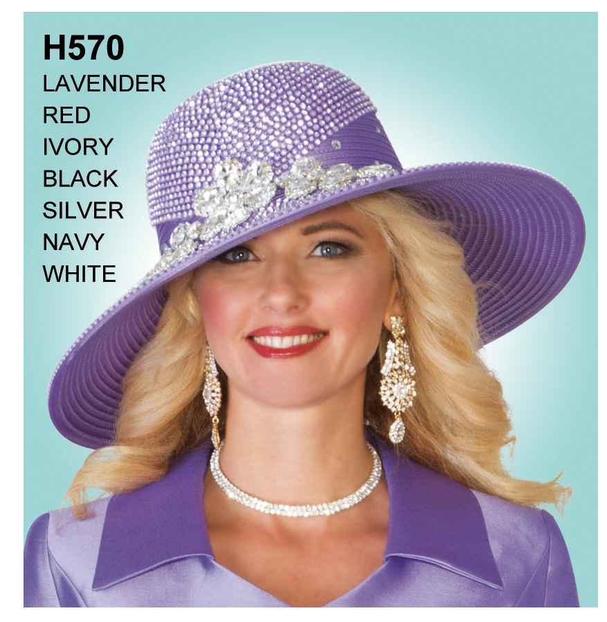 Lily And Taylor Hat H570-LA
