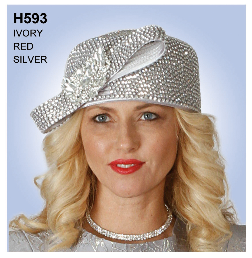 Lily And Taylor Hat H593-SI