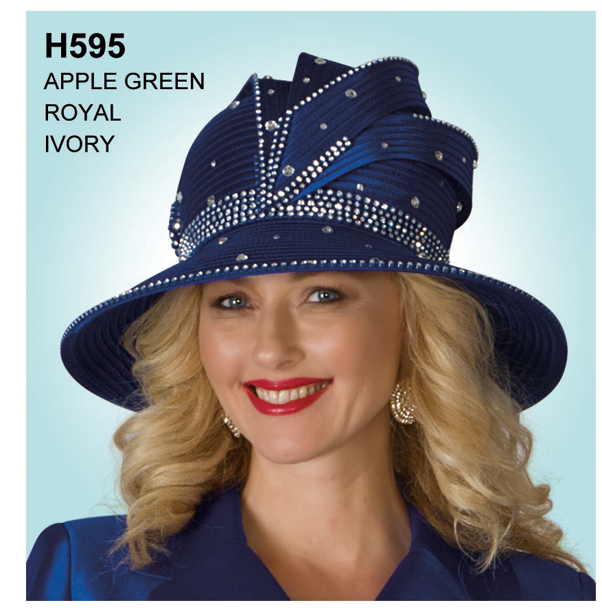 Lily And Taylor Hat H593-RO