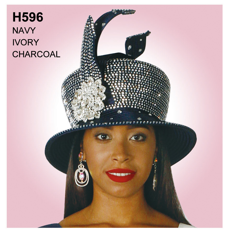 Lily And Taylor Hat H596-CH