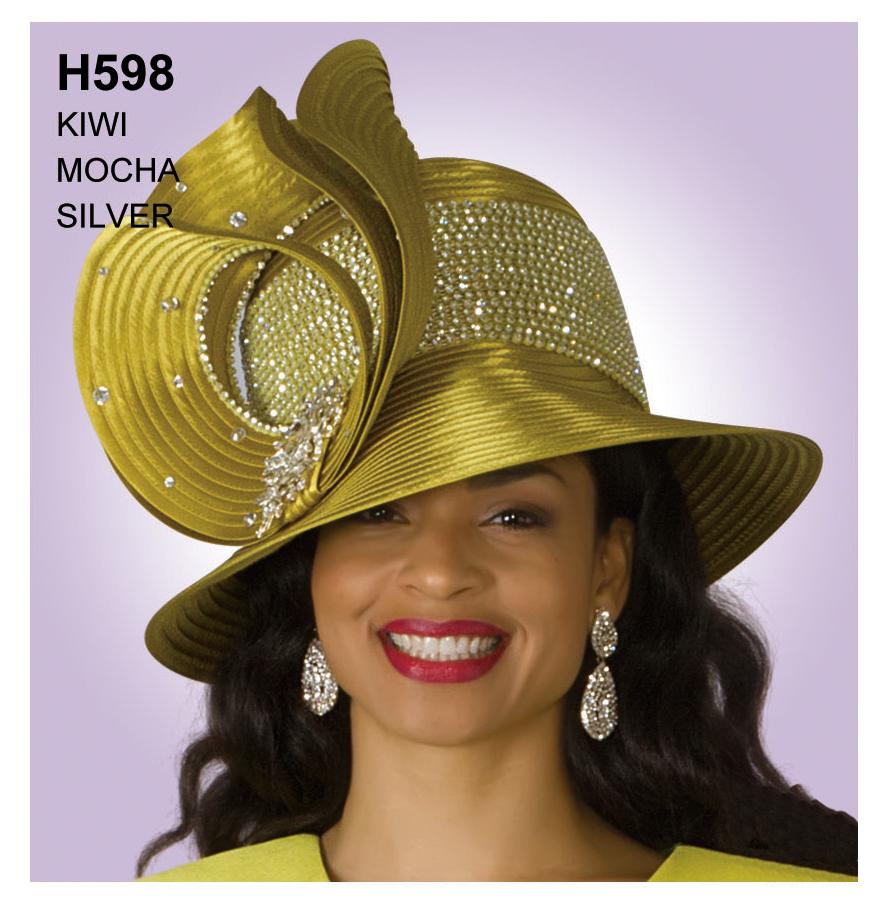 Lily And Taylor Hat H598-KI-IH
