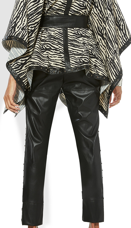 Love The Queen 17353-PANT