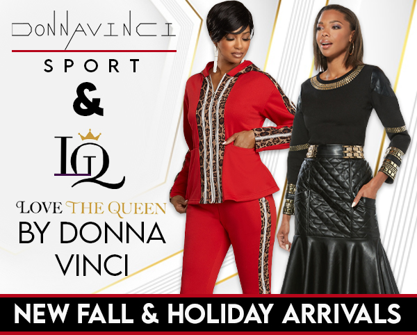 Love The Queen By Donna Vinci Fall And Holiday 2019