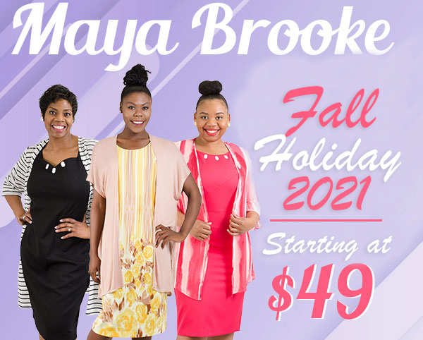 Maya Brooke Dresses Fall And Holiday 2019