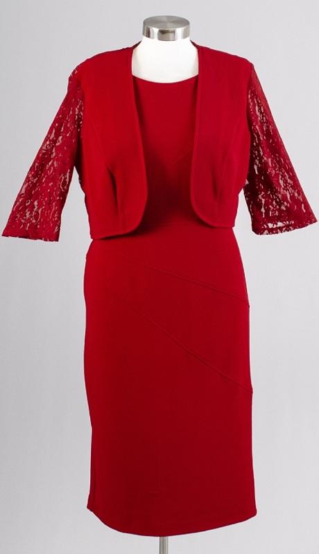 Maya Brooke 26153 ( 2 Pc Ladies Dress )