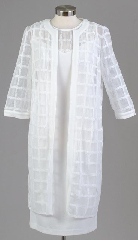 Maya Brooke 26367 ( 2 Pc Dress Long Mesh Jacket )