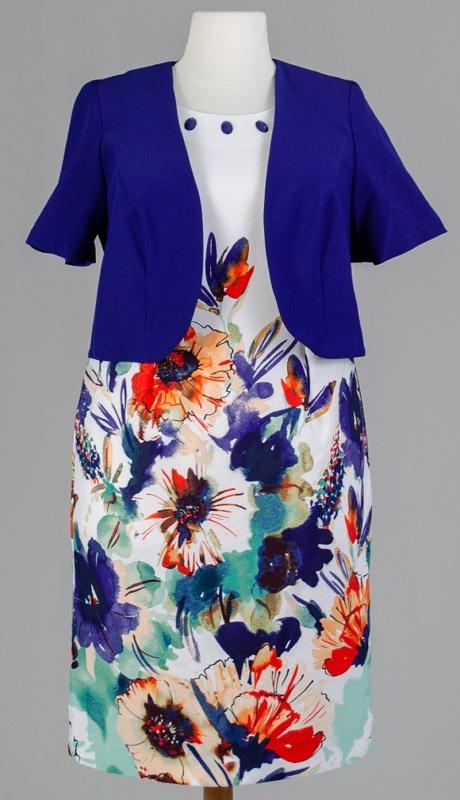 Maya Brooke 27692 (2 Pc Jacket Dress )