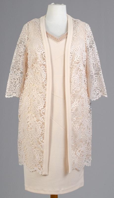 Maya Brooke 27805 ( 2 Pc Jacket Dress )