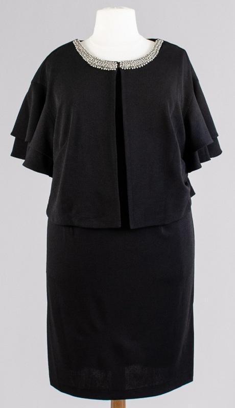 Maya Brooke 27890 ( 2 Pc Jacket Dress Bead Tri )
