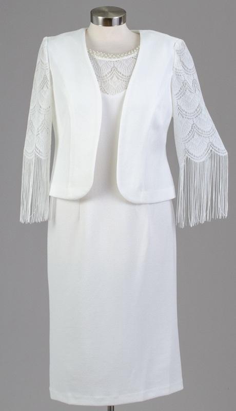 Maya Brooke 28001 ( 2 Pc Jacket Dress )