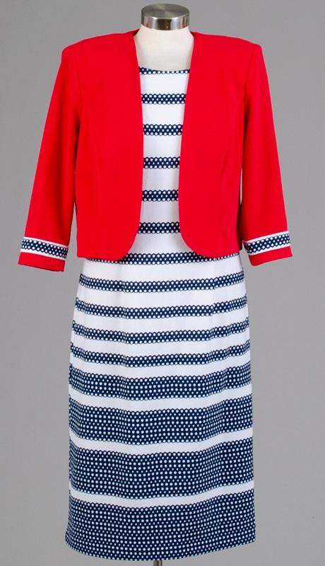 Maya Brooke 28029 ( 2 Pc Jacket Dress )