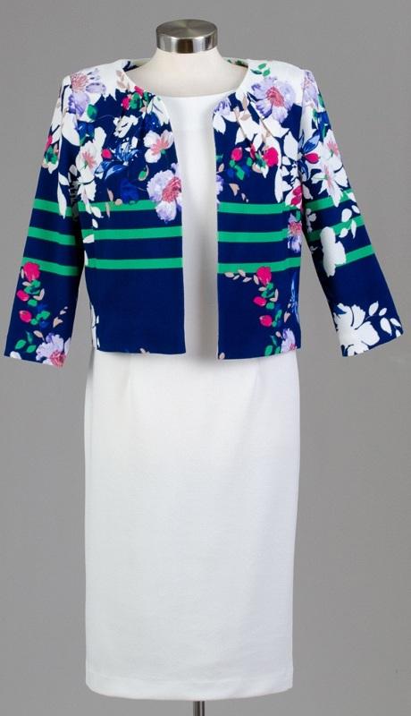 Maya Brooke 28050 ( 2 Pc Jacket Dress )