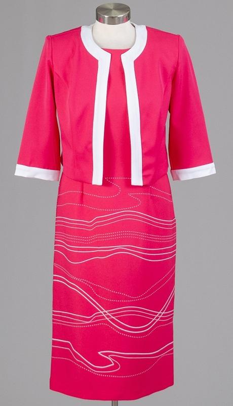 Maya Brooke 28117 ( 2 Pc Jacket Dress )