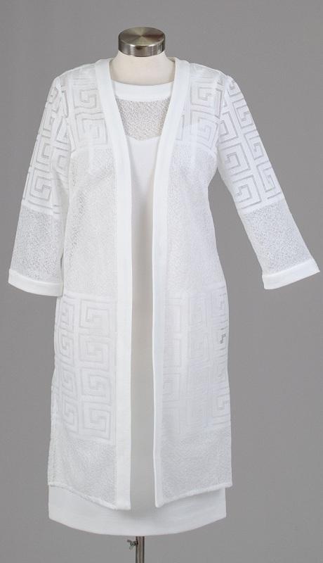 Maya Brooke 28140 ( 2 Pc Jacket Dress )