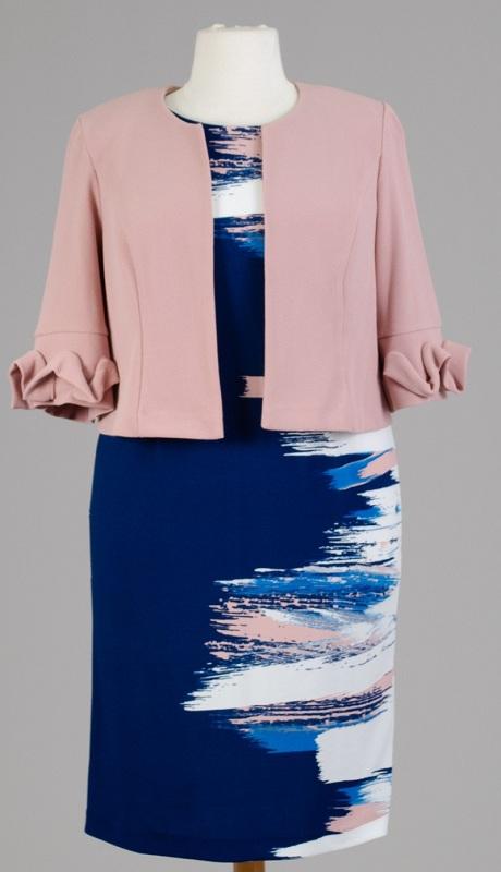 Maya Brooke 29025 ( 2 Pc Womens Jacket Dress )