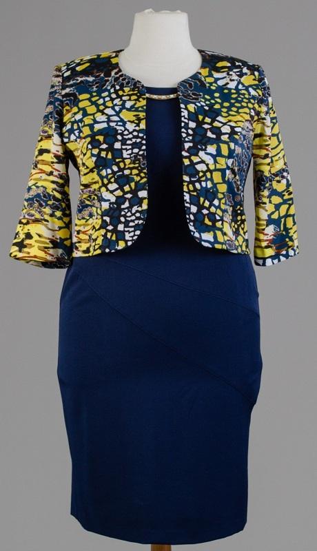 Maya Brooke 29033 ( 2 Pc Jacket Dress )