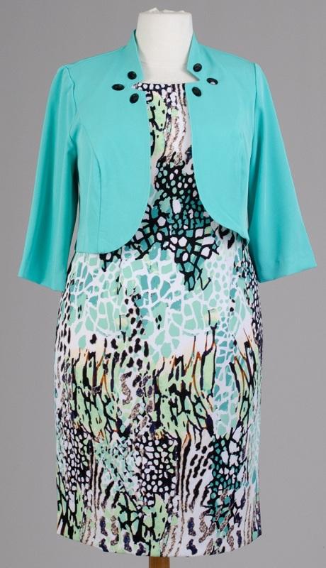 Maya Brooke 29036 ( 2 Pc Jacket Dress )