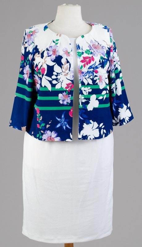 Maya Brooke 29050 ( 2 Pc Jacket Dress )