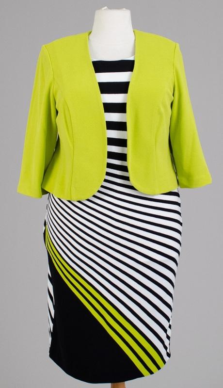 Maya Brooke 29072 ( 2 Pc Jacket Dress )