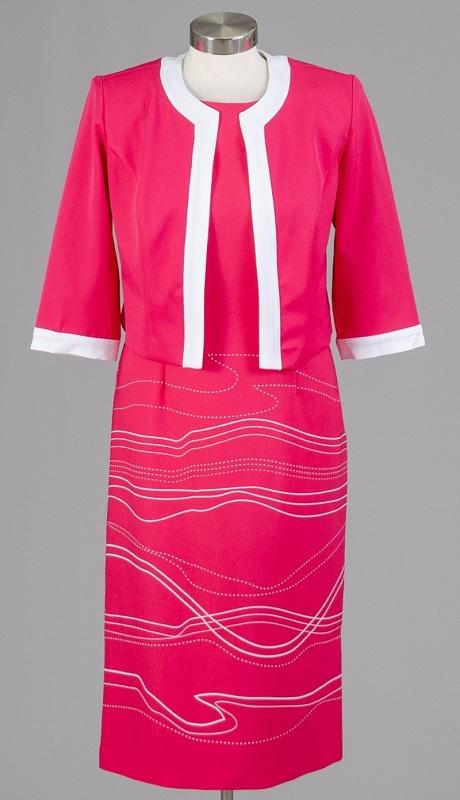 Maya Brooke 29117 ( 2 Pc Jacket Dress )