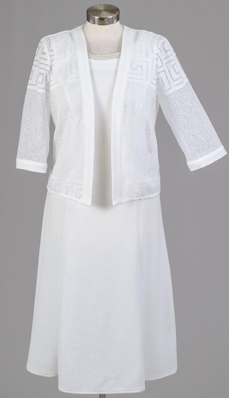 Maya Brooke 29156 ( 2 Pc Womens Jacket Dress )