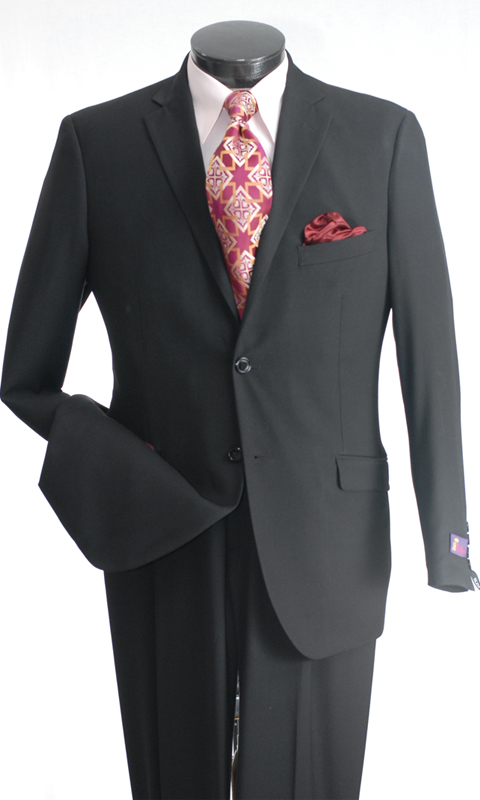 A72TE-CO ( 2PC Men Suit Includes Free Matching Handkerchief )