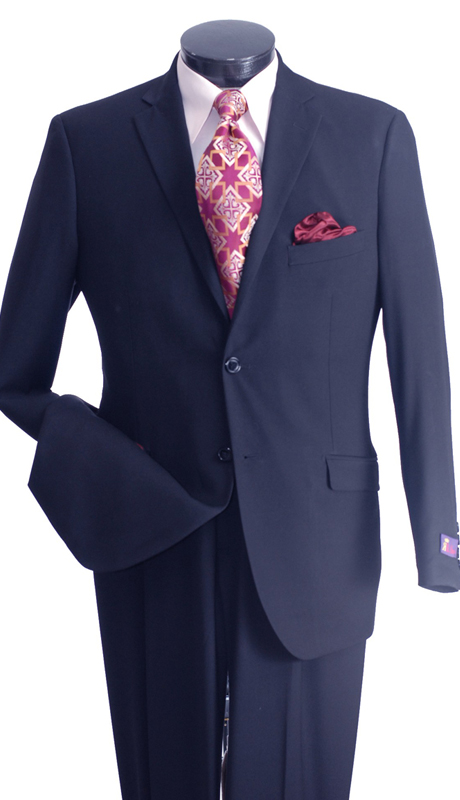 M62F-CO ( 2pc Suit, 2-Button Single-Breasted Jacket With Narrow Notch Lapels )