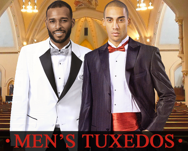 Mens Church Tuxedos 2021