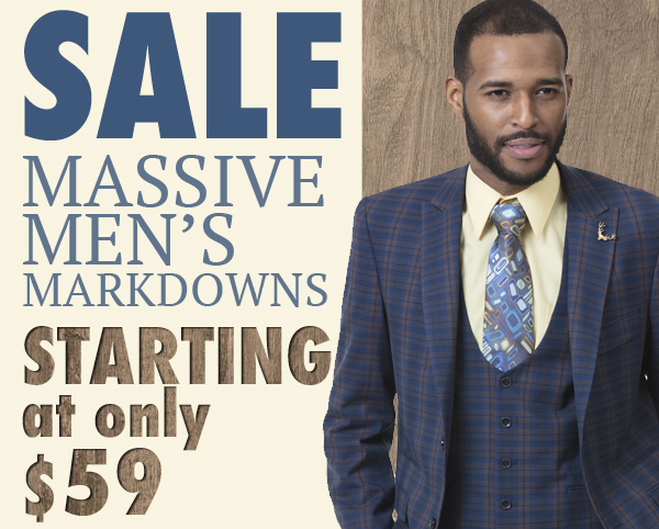Mens Designer Suit Sale 2021