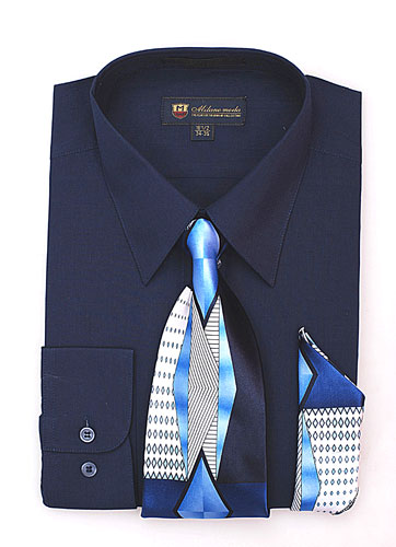 SG-21N-G ( Matching Tie And Hanky Included )