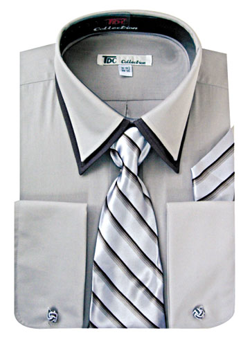 SG-14LG-G ( Matching Tie, Cuff Link And Hanky Included )