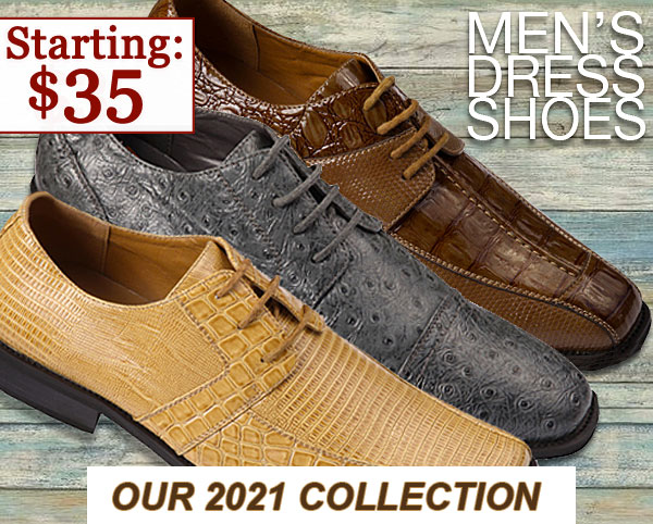 Mens Dress Shoes 2021 ( Final Sale )