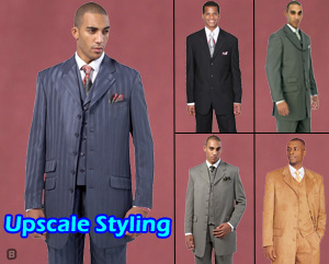 Upscale Mens Church Suits 2021