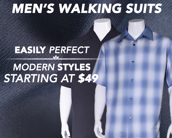 Mens Walking Church Suits 2019