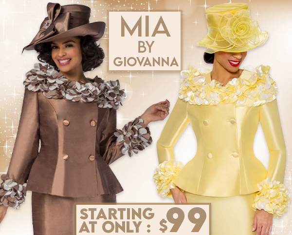 All Mia By Giovanna Church Suits Spring And Summer 2018