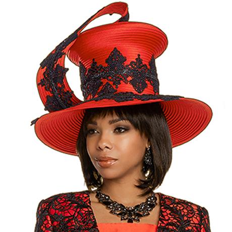 Donna Vinci 11738-RB-CO-Hat