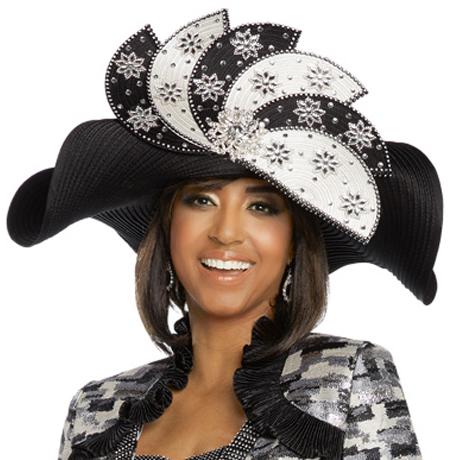 Donna Vinci 5641-BS-CO-Hat