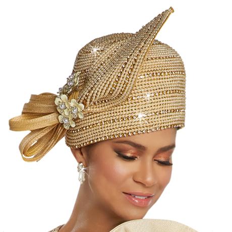 Donna Vinci 11759-GO-CO-Hat