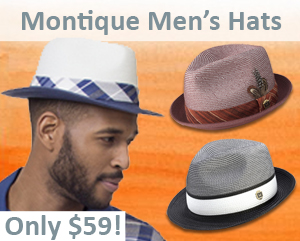 Montique Mens Hats Spring And Summer 2018
