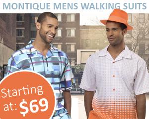 Modern Montique Mens Walking Suits 2018