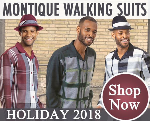 Montique Mens Walking Suits 2019