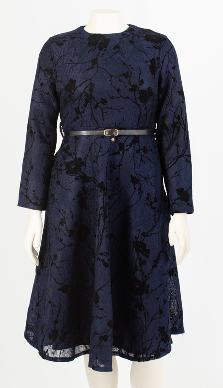 N By Nancy Collection A1979-NB ( 1pc Brocade Dress )