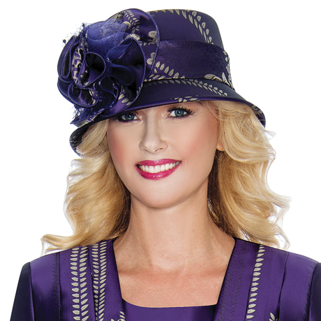 HG1067-68-PG-CO ( Church Hat )