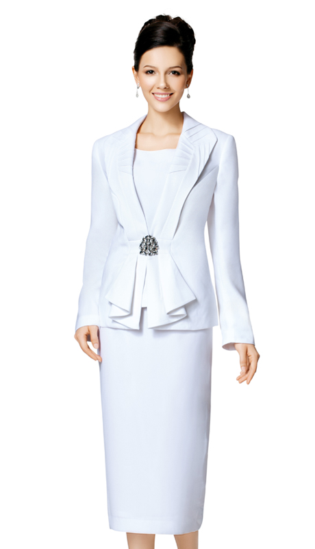 Nina Massini 5365-NA-CO ( 3pc Renova Suit, Church Clothes )