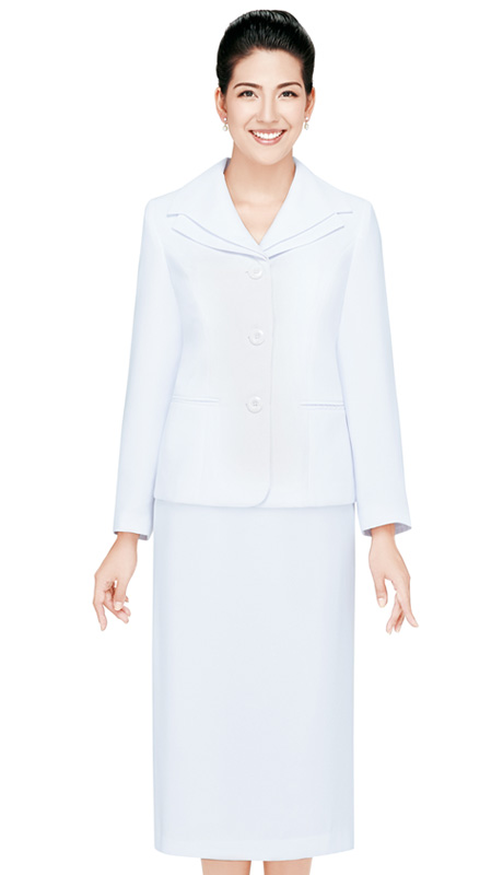 Nina Massini 2420  ( 2pc Renova Suit,  Church Clothes By )