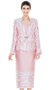 Nina Massini 2501 ( 3pc Novelty Women's Suit )