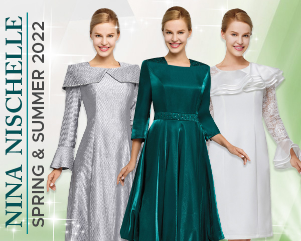 Nina Nischelle Fall And Holiday 2018