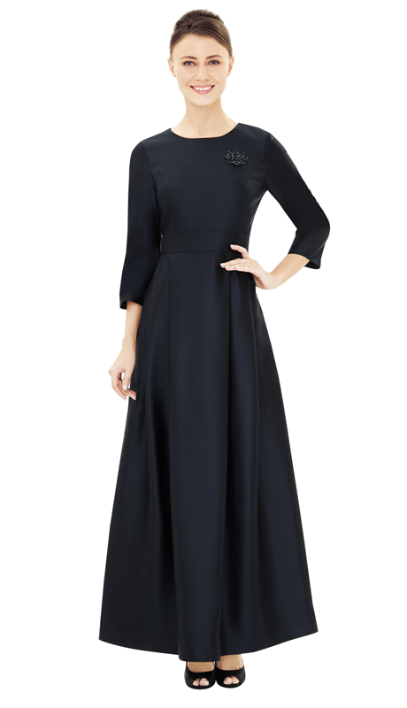 NN 2852-BK ( Silk Look )