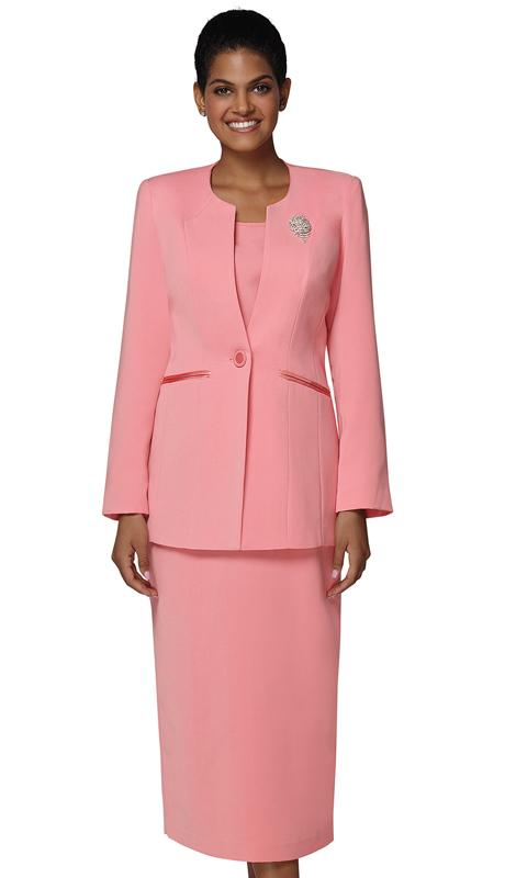 Nina Massini3021-CO ( 3pc Renova Church Suit Suit )